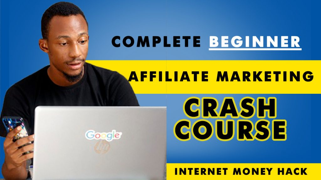 AFFILIATE MARKETING CRASH COURSE