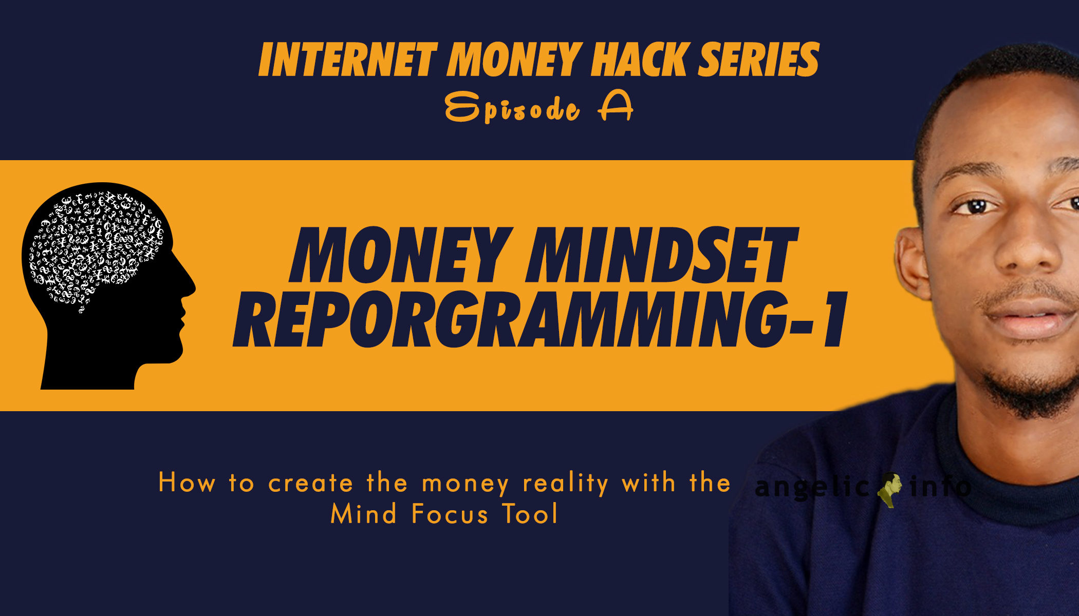 IMH: The Money Mindset Reprogramming to Manifest Wealth